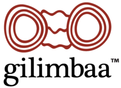 Gilimbaa indigenous creative agency brisbane logo